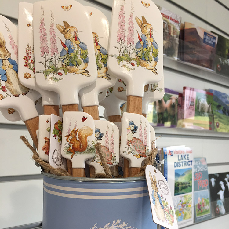 The Farm Shop at The Lakeland Farm Visitor Centre Windermere