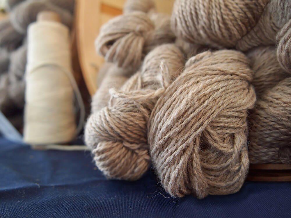 wool yarn - Lakeland Farm Visitor Centre