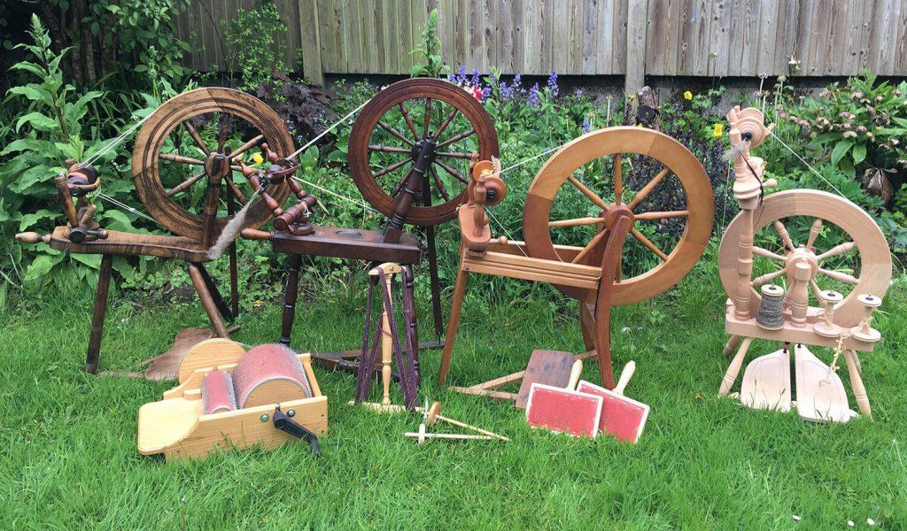 Wool Spinning, Weaving & Felting - Lakeland Farm Visitor Centre